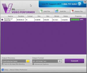 video-performer